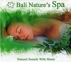 Bali Nature's Spa 「ヒーリングCD&サロンBGM」