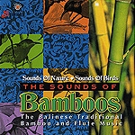 The Sounds Of Bamboos 「ヒーリングCD&サロンBGM」