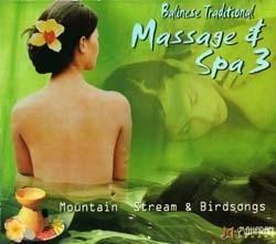 Balinese Traditional Massage & Spa 3 「ヒーリングCD&サロンBGM」