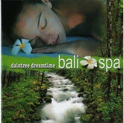 daintree dreamtime bali spa 「ヒーリングCD&サロンBGM」