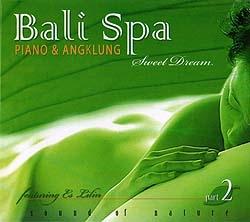Bali Spa PIANO&ANKLUNG 「ヒーリングCD&サロンBGM」