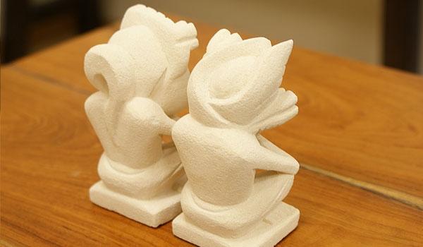 アジアンインテリア 石彫り