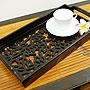 木製カフェトレイ ロータス