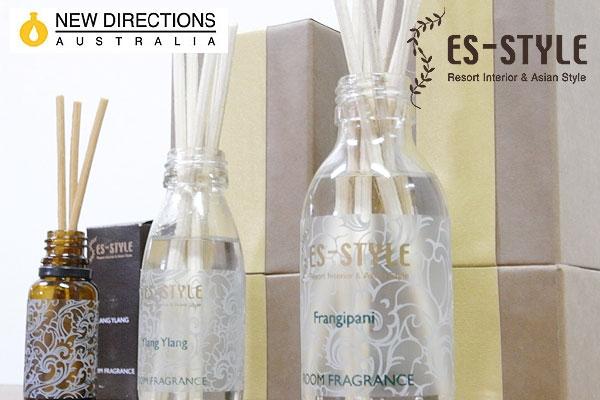ES-STYLE ルームフレグランス 20ml (全5種類) 「アロマグッズ&ルームフレグランス」