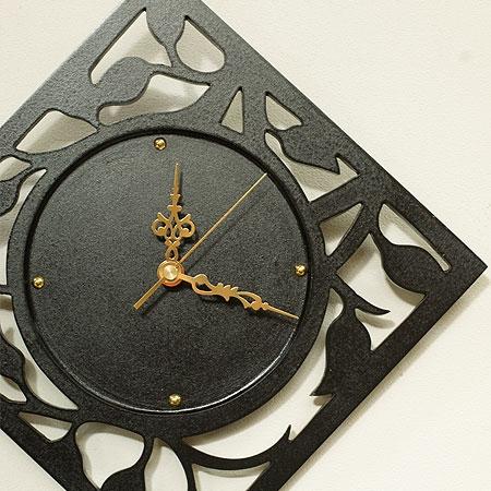 壁掛け時計 リゾートリーフA 「壁掛け時計」