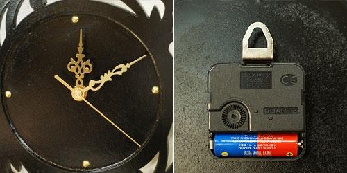 壁掛け時計 リゾートリーフB 「壁掛け時計」