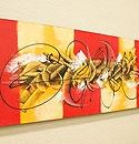 バリ絵画 モダンスタイルアート100×35 04 「バリ絵画『モダンスタイルアート』」