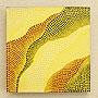 バリ絵画 ドットアート 30×30 T 「バリ絵画『ドットアート』」