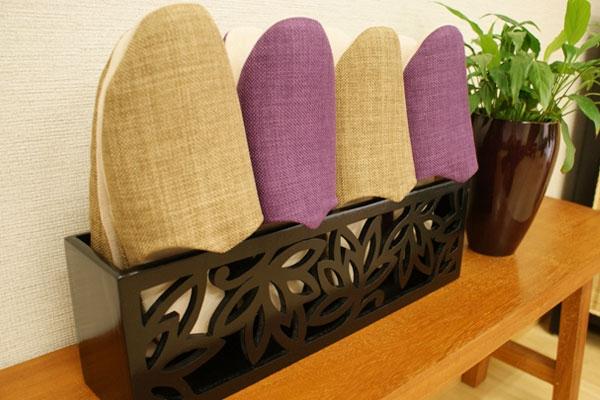木製スリッパラック ロータス 「スリッパラック」