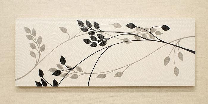 バリ絵画 ドットアート 120×45 P 「バリ絵画『ドットアート』」