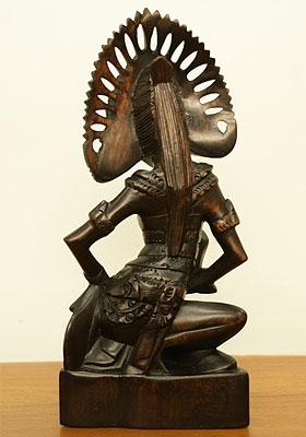 木彫り ジャンゲルメティンプー 「オブジェ&ディスプレイ」