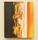 バリ絵画 モダンスタイルアート20×25 08 「バリ絵画『モダンスタイルアート』」