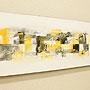 バリ絵画 モダンスタイルアート100×35 22 「」