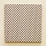 ファブリックパネル バティック06 40×40 「ウォールインテリア(壁掛け)」