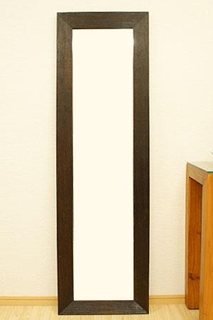 アジアンレリーフ ミラー 45×150 B 「壁掛けミラー」