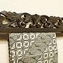 イカットハンガー A 50cm 「ウォールインテリア(壁掛け)」