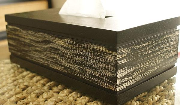 木製 ティッシュケース 北欧