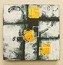 バリ絵画 モダンスタイルアート30×30 05 「バリ絵画『モダンスタイルアート』」