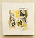 バリ絵画 モダンスタイルアート30×30 22 「バリ絵画『モダンスタイルアート』」