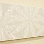 バリ絵画 ドットアート100×35 Ab06 「バリ絵画・アジアンアート」