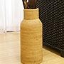 ラタン フラワーベース A ナチュラル (50cm) 「フラワーベース」