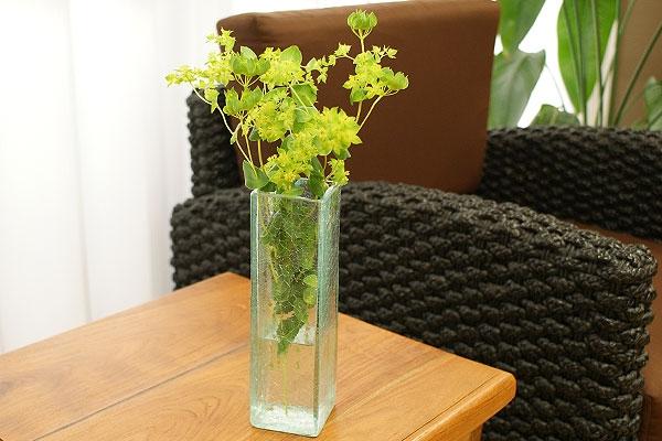 アジアン雑貨 ガラス 花瓶 おしゃれ 大きい